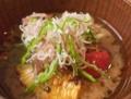 [上田][長野][和食][膳][Japanesefood]本日の味噌汁完成形