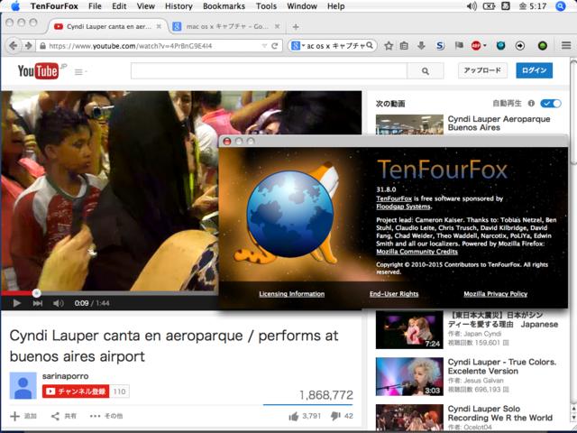 iBook G4, TenFourFox, youtube