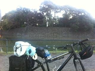 日本縦断 クロスバイク 装備