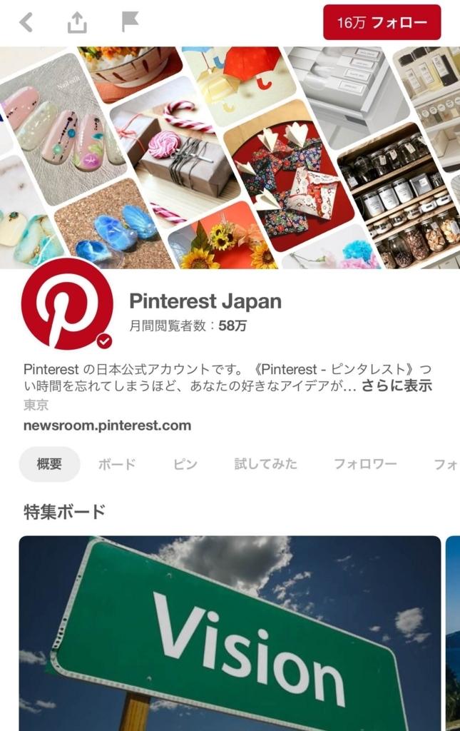 ピンタレスト事例|Pinterest Japan