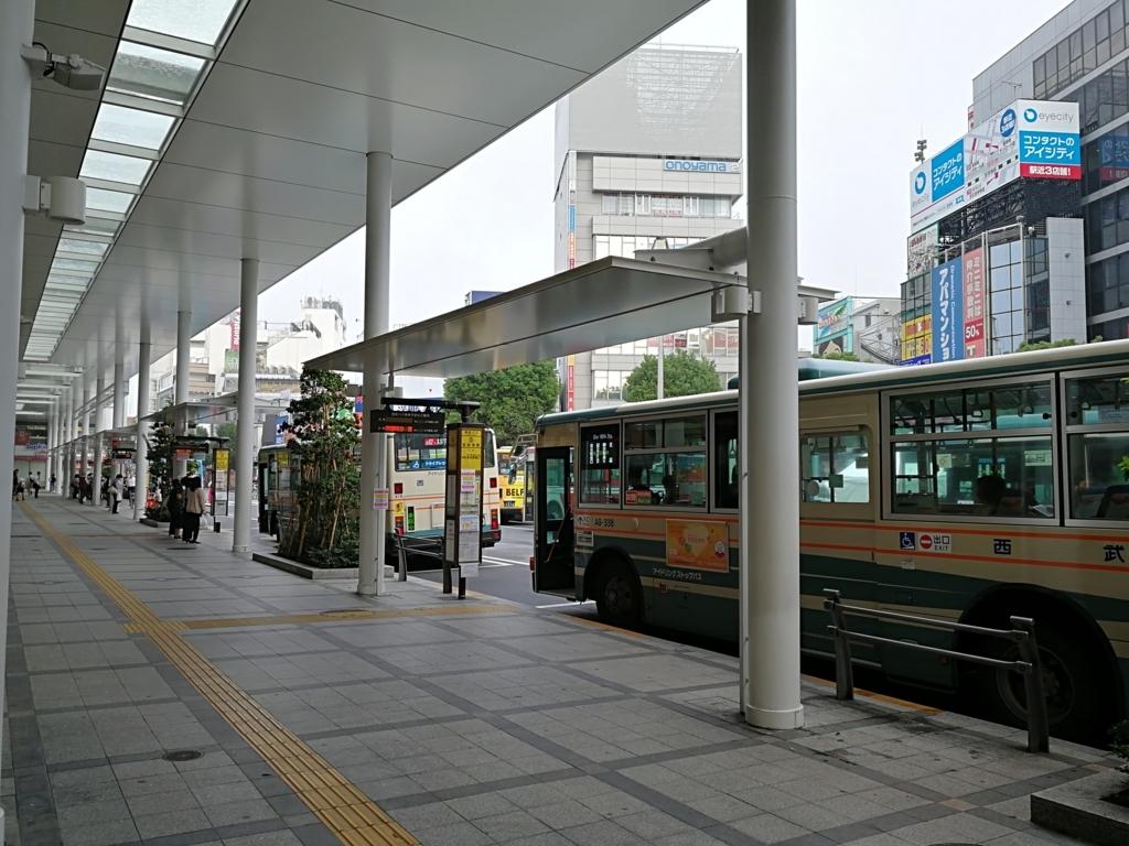 吉祥寺駅バス停留所