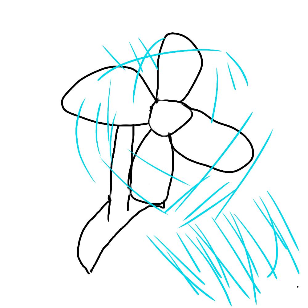 巨大な扇風機