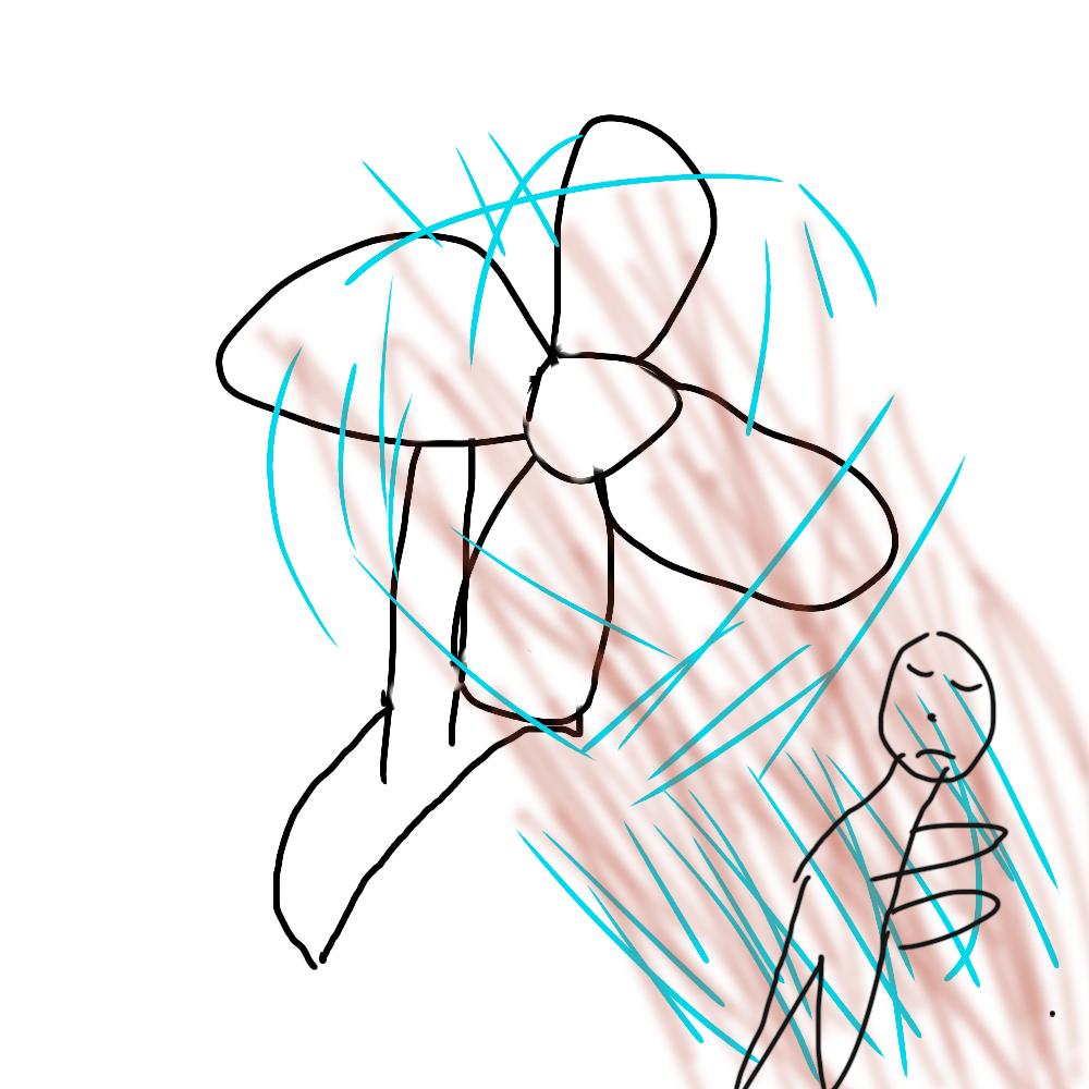 サバの味噌煮扇風機