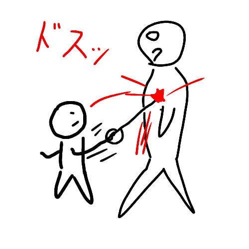 子供フェンシング