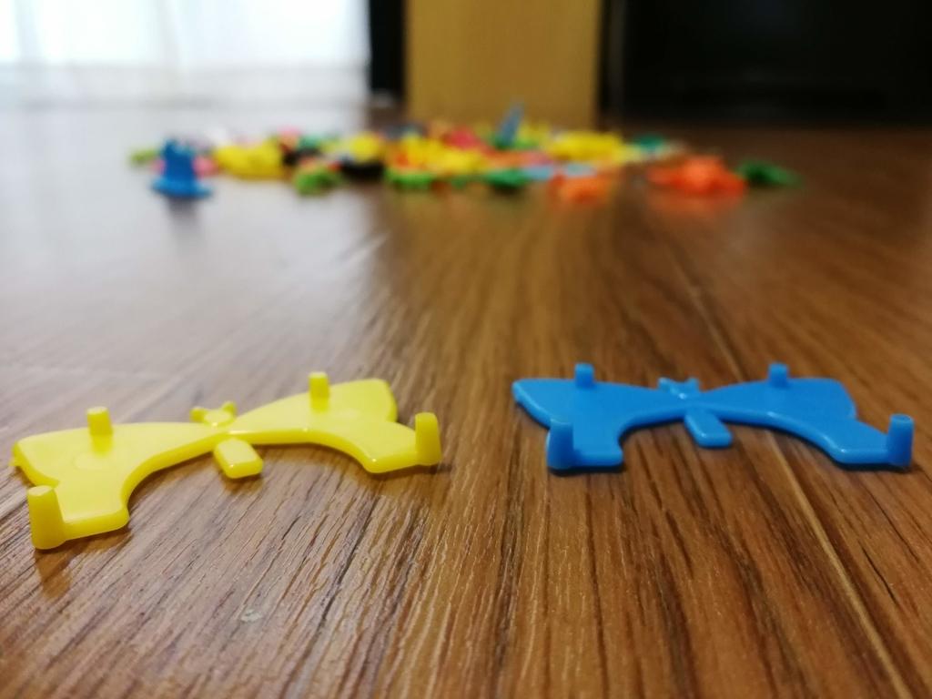 フエラムネ玩具蝶々