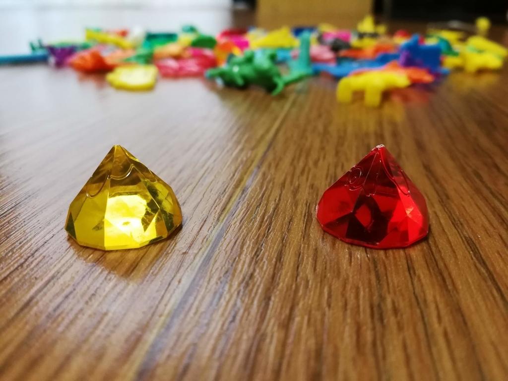 フエラムネブラッククッキーマン宝石
