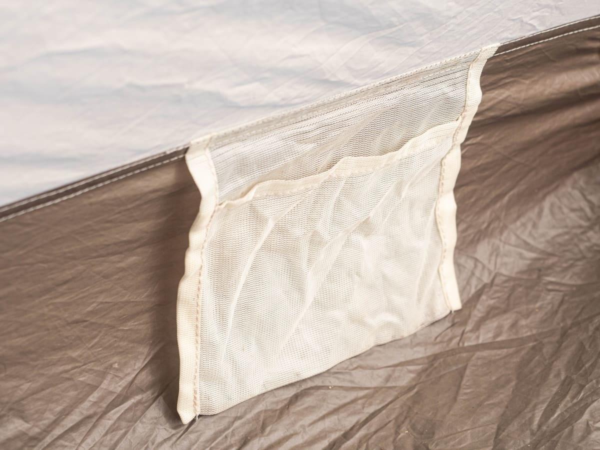 テントのインナーポケット