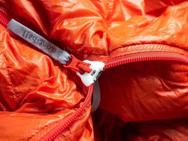 モンベル 寝袋 スライダースムーザー