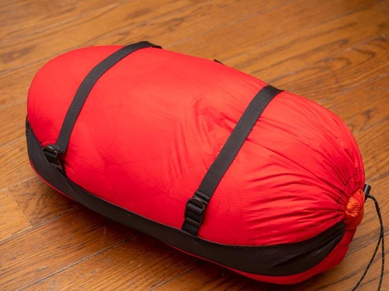 横圧縮コンプレッションバッグ