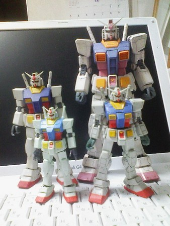 RX-78-2比較