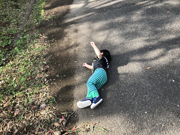 3歳自閉スペクトラム症っ子との休日