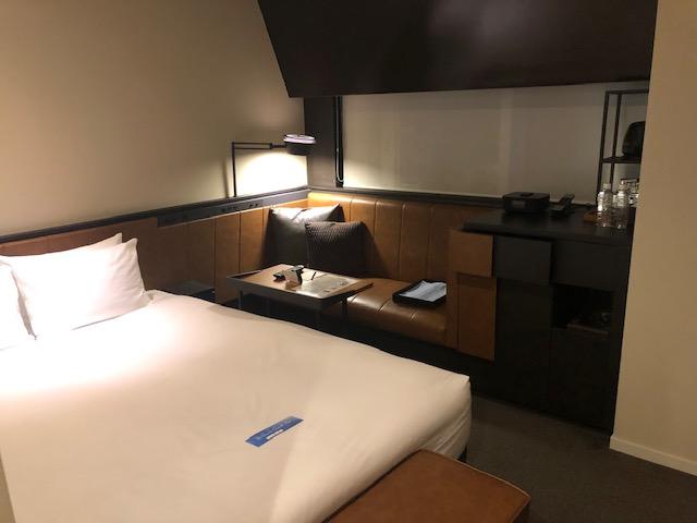 新宿グランベルホテル ダブル