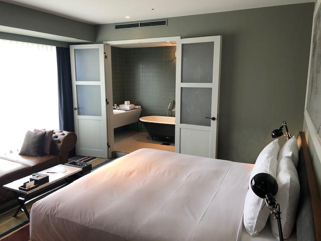 新宿グランベルホテル 部屋