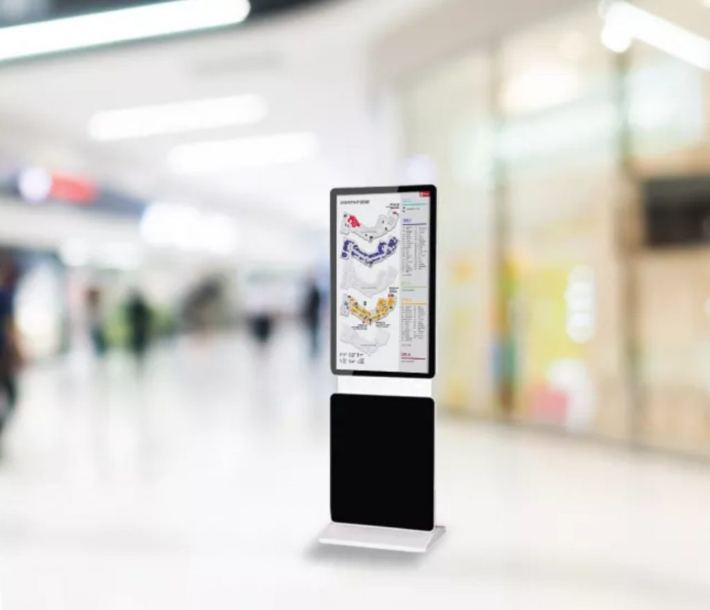 digital signage solution singapore
