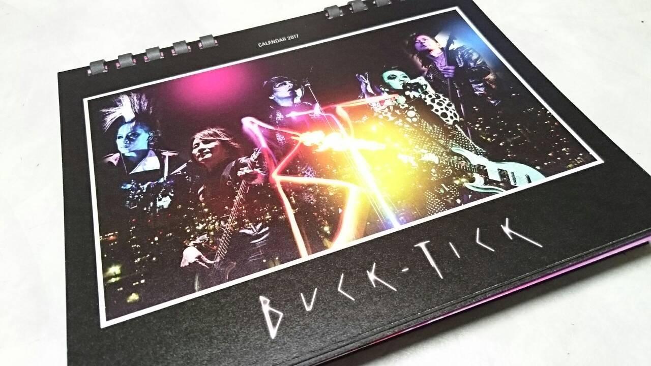 BUCK-TICKカレンダー