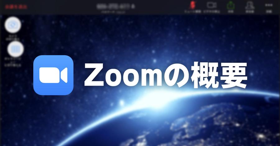 zoomの概要