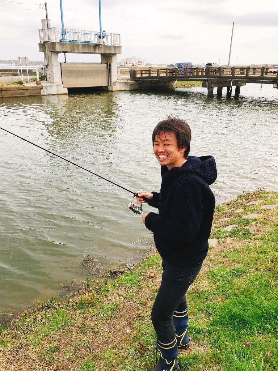 霞ヶ浦水系ホラッチョ
