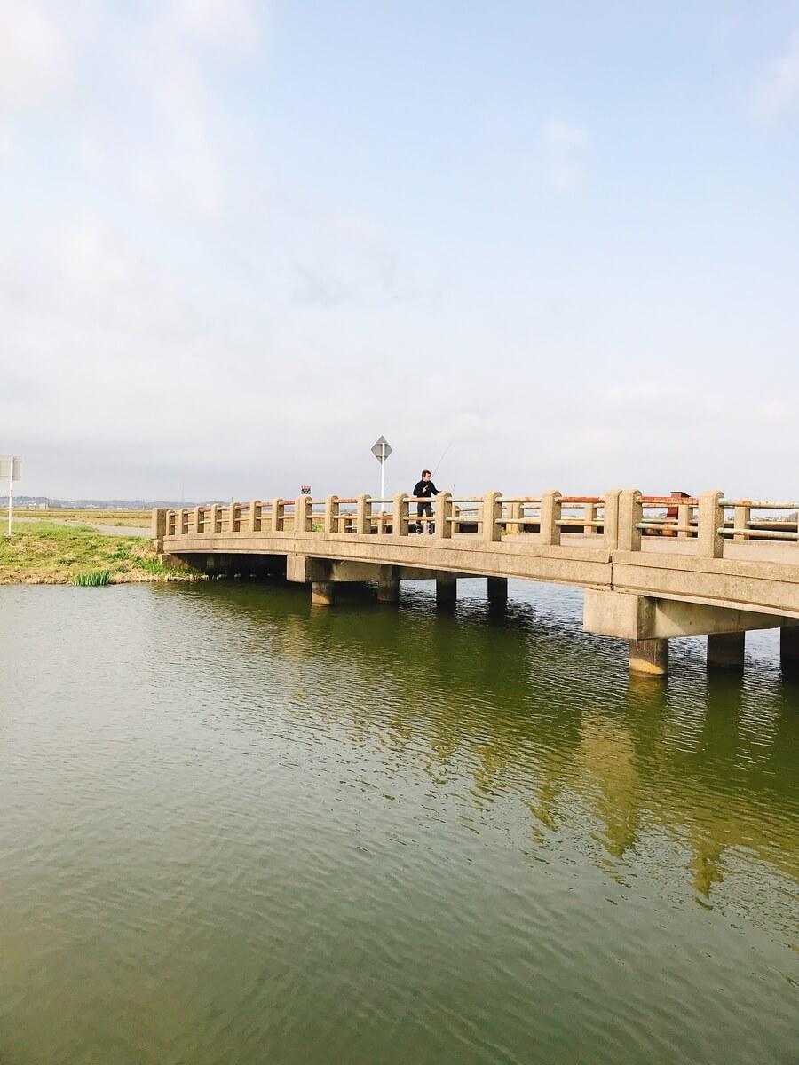 霞ヶ浦水系の名もなき橋