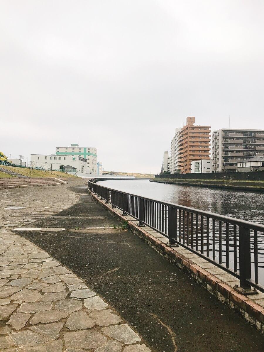 新河岸川浮間橋