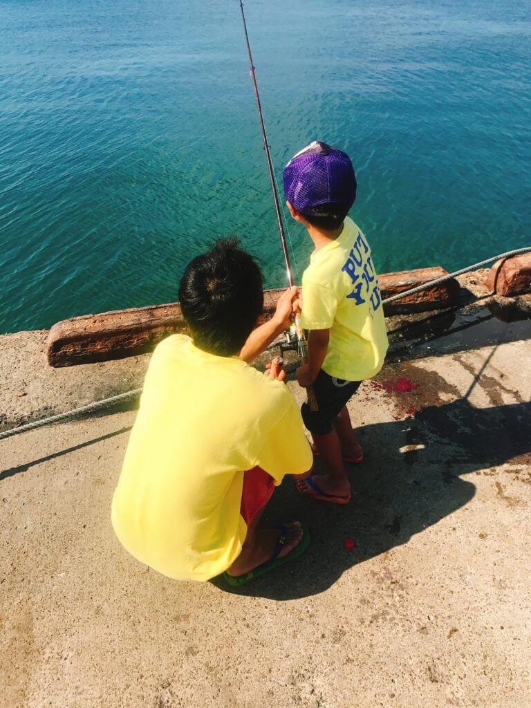 館山港ソウダカツオの釣り方