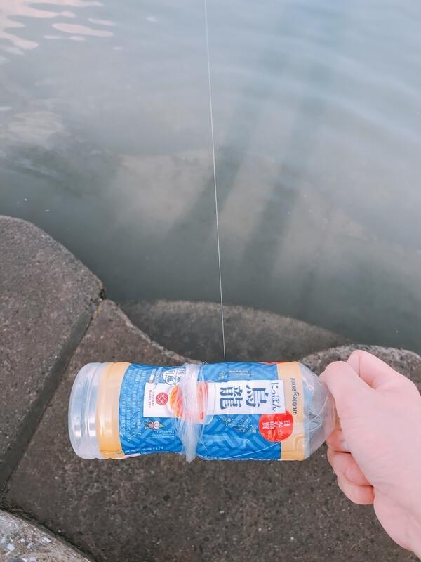 妙典駅江戸川でうなぎ釣りに挑戦