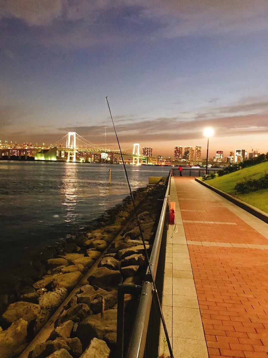 豊洲ぐるり公園富士見橋