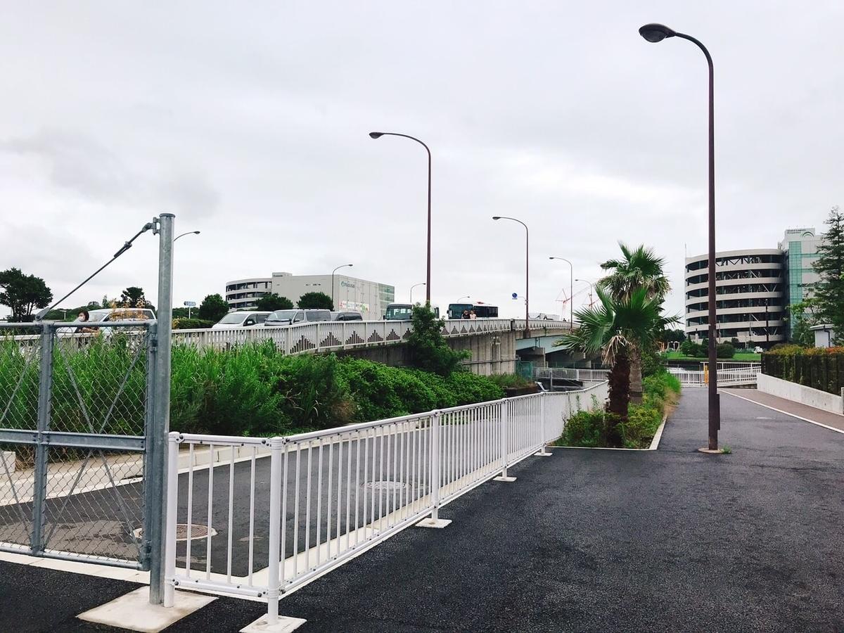 京浜運河 大和大橋