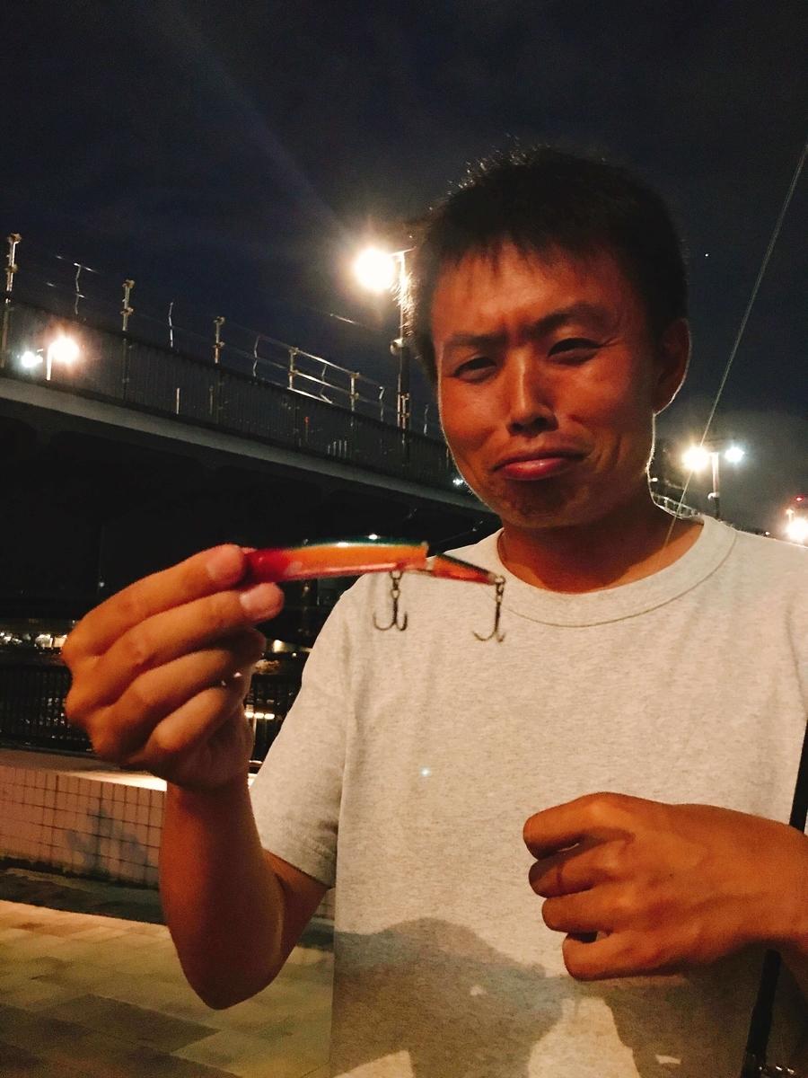 隅田川シーバス