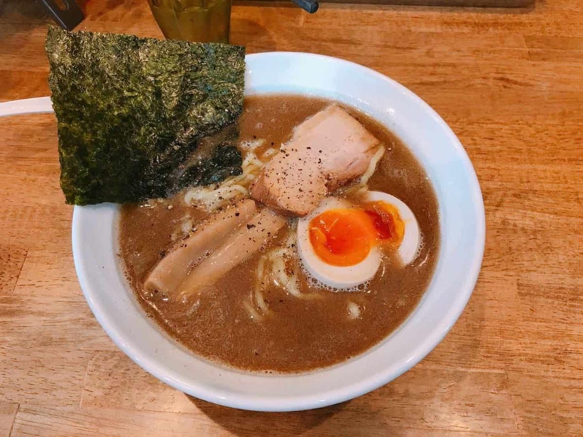 ラーメン サンガ鰹豚麺