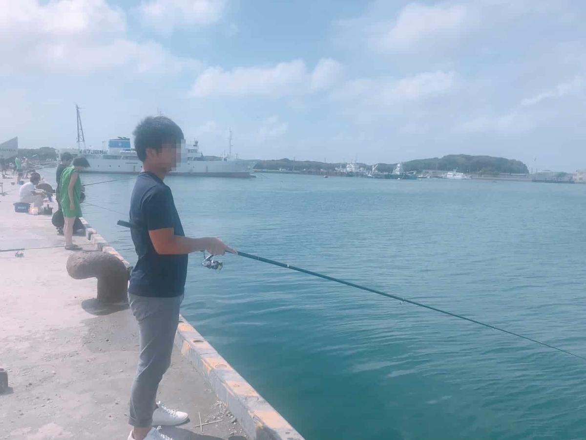 館山港 ソウダカツオ