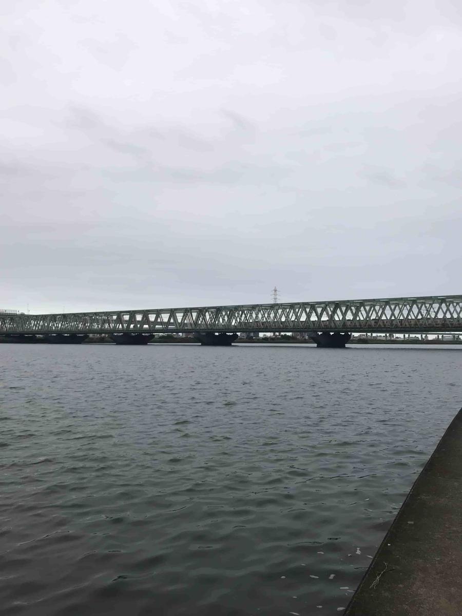 平井大橋は電車がうるさい