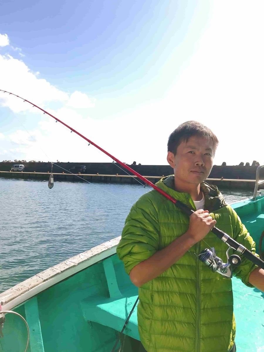 八丈島遊漁船真栄丸