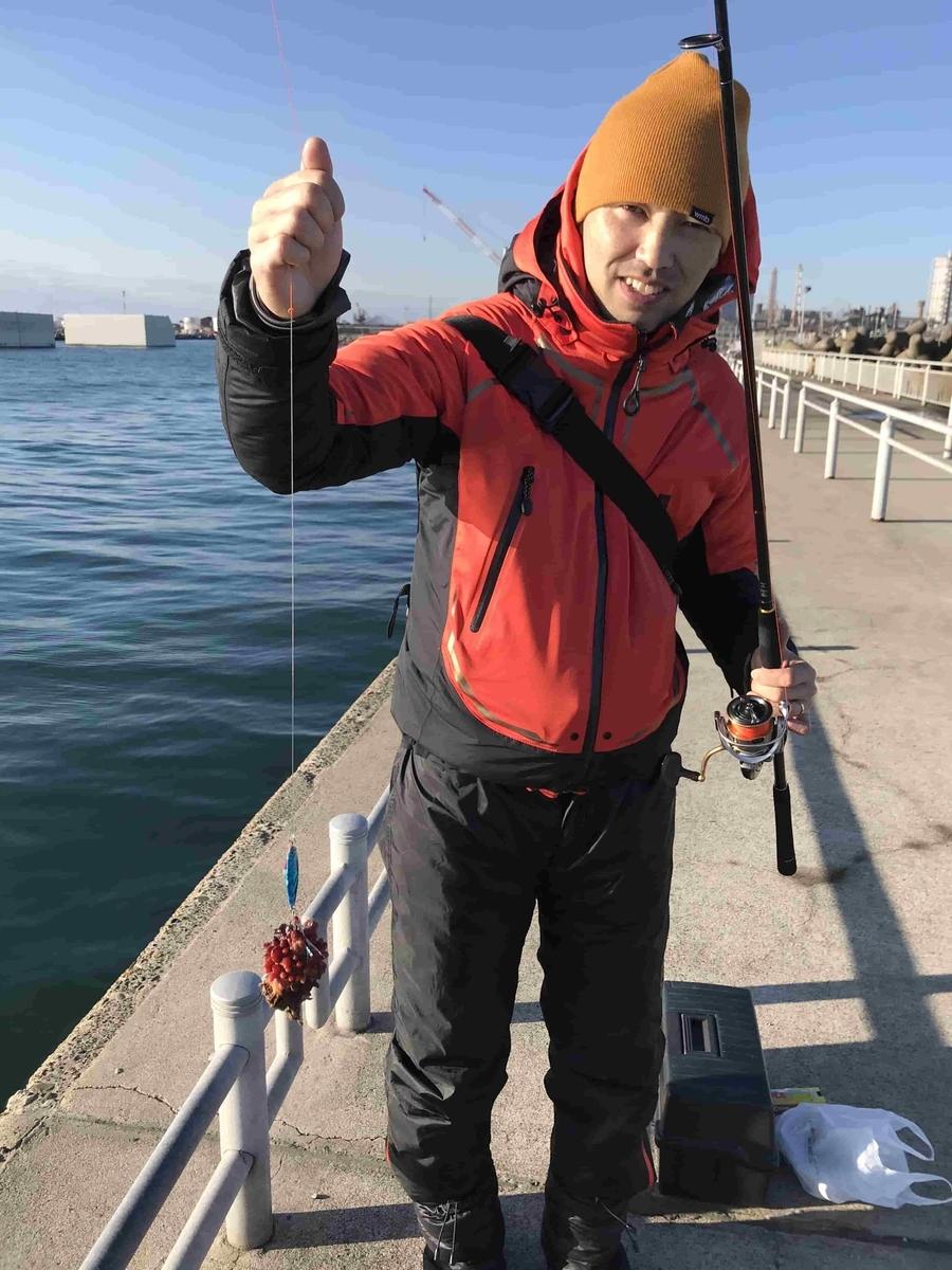 鹿島港魚釣園ホヤ