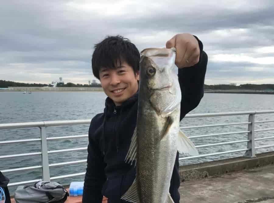 東京湾/検見川浜シーバス(スズキ)