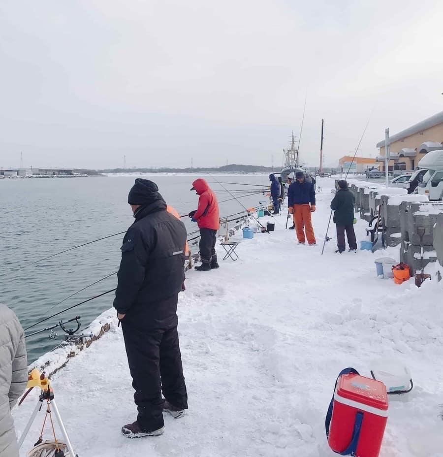 北海道石狩新港チカ