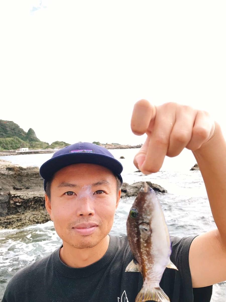 鴨川磯釣り