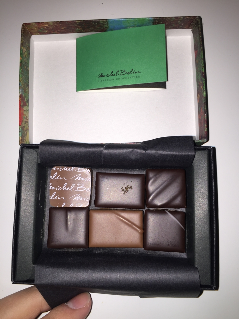 チョコラ6中身
