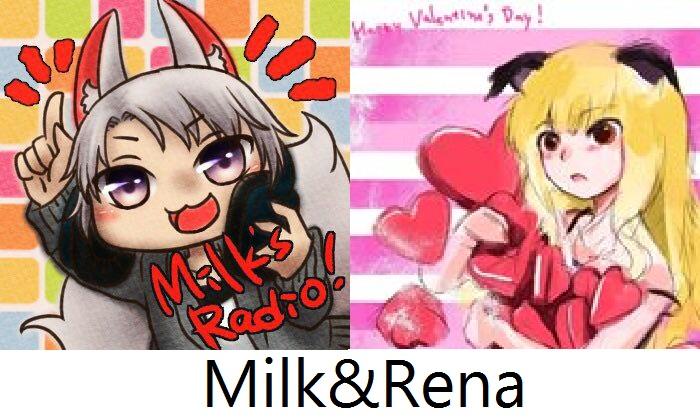 Milk&Rena
