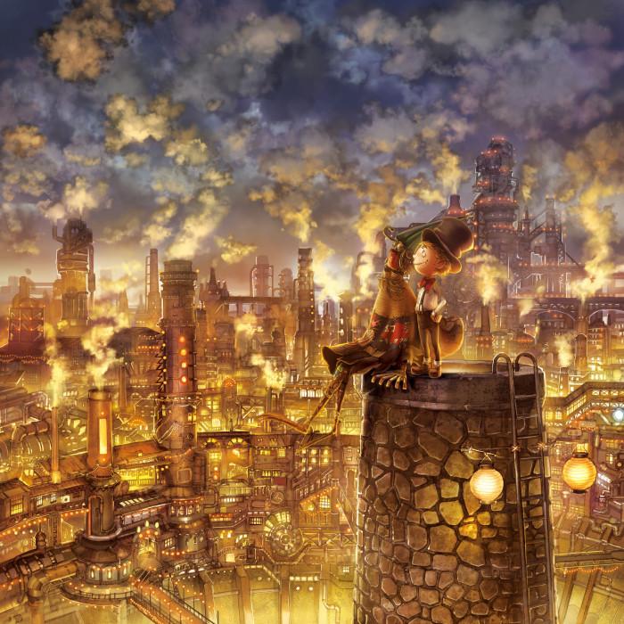 えんとつ町のプペル画像
