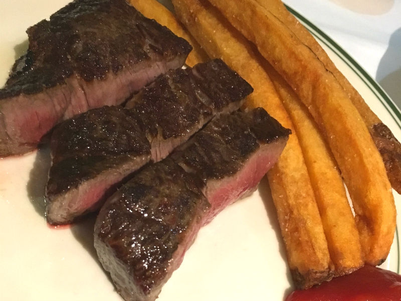 wolfgang steak