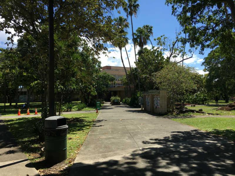 ハワイ大学マノア