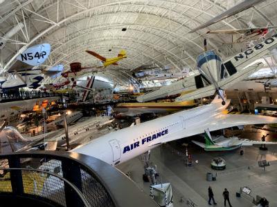 ウドバー・ハジー・センター(航空宇宙博物館)