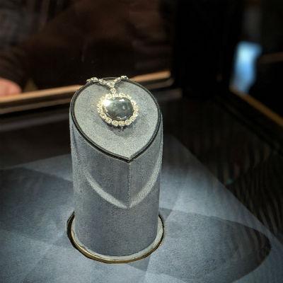 ハリーウィンストンのホープダイアモンド