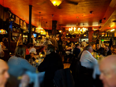 Martin's Tavern マーティンズ・タバーン