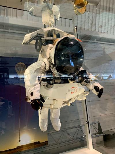 航空宇宙博物館・別館 ウドバー・ハジー・センター