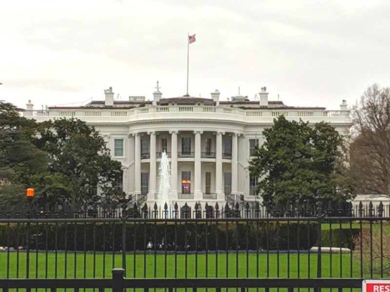 ホワイトハウス 裏側