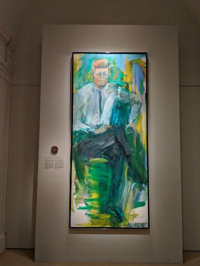 肖像画美術館(スミソニアン)
