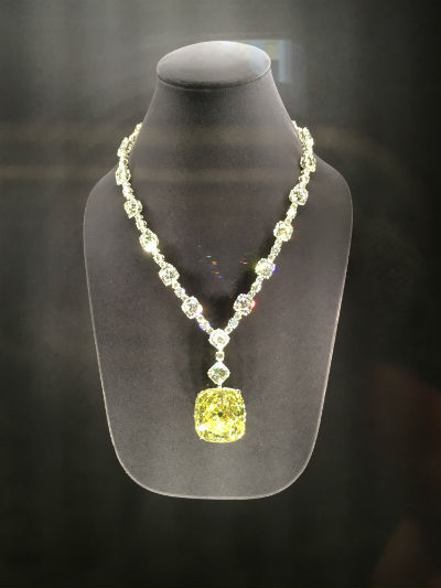 ニューヨーク弾丸旅行★ティファニーダイヤモンド