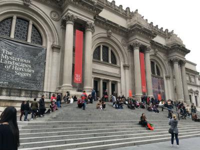 ニューヨーク弾丸旅行★メトロポリタン美術館