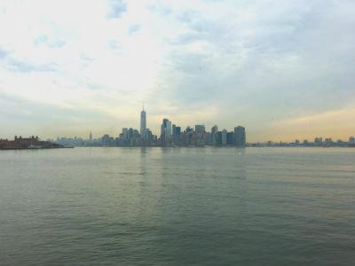 ニューヨーク弾丸旅行★自由の女神フェリー